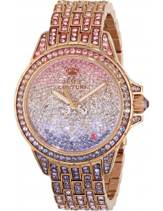 Chic Time | Montre Femme Juicy Couture Stella 1901167 Or Rose  | Prix : 499,00 €