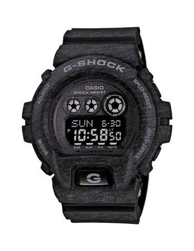 Chic Time | Montre Homme Casio G-Shock GD-X6900HT-1ER Noir  | Prix : 149,00€