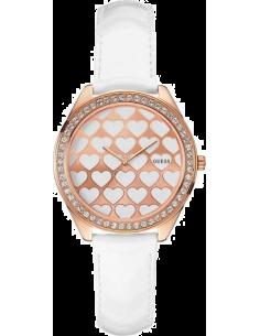 abb8ce870b16 Chic Time   Montre Femme Guess W0543L1 Blanc   Prix   189,00 €
