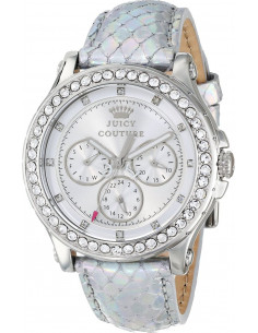 Chic Time | Montre Femme Juicy Couture Pedigree 1901063 Argent  | Prix : 259,00 €