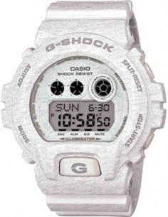 Chic Time | Montre Homme Casio G-Shock GD-X6900HT-7ER Blanc  | Prix : 149,00 €