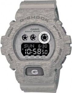 Chic Time | Montre Homme Casio G-Shock GD-X6900HT-8ER Gris  | Prix : 149,00 €