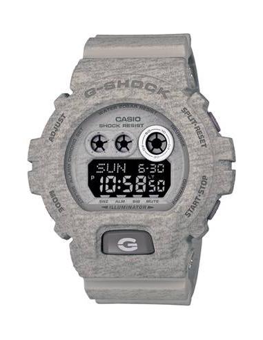 Chic Time | Montre Homme Casio G-Shock GD-X6900HT-8ER Gris  | Prix : 149,00€