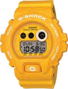 Chic Time | Montre Homme Casio G-Shock GD-X6900HT-9ER Jaune  | Prix : 149,00 €