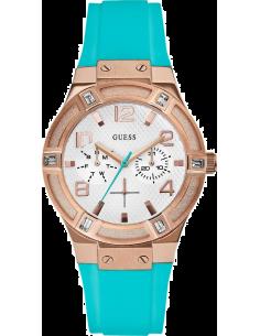 a7b486a0ea4c Chic Time   Montre Femme Guess W0564L3 Bleu   Prix   189,00 €