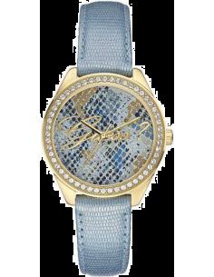 68d803b792ff Chic Time   Montre Femme Guess W0612L1 Bleu   Prix   269,00 €