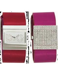 Chic Time | Montre Dolce & Gabbana DW0013 Amanda Réversible  | Prix : 63,47€