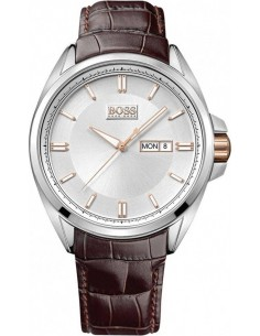 Chic Time | Montre Homme Hugo Boss 1512876 Marron  | Prix : 322,15€