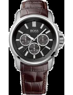 Chic Time | Montre Homme Hugo Boss 1513045 Marron  | Prix : 381,65€