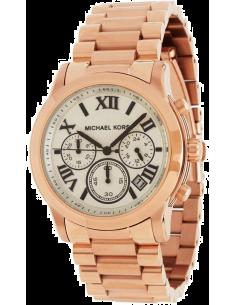 Chic Time | Montre Femme Michael Kors Cooper MK5929 Bracelet Rose Oré En Acier Inoxydable  | Prix : 199,20€