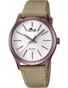 Chic Time | Montre Homme Lotus Smart Casual L18167/1 Beige  | Prix : 59,40 €
