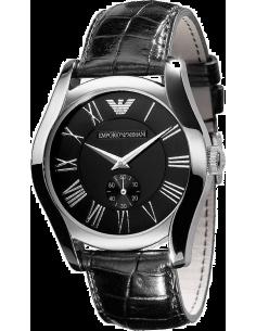 Chic Time | Montre Homme Emporio Armani AR0643 Noir  | Prix : 109,50€