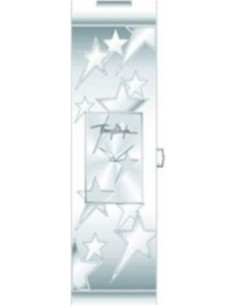 Chic Time | Montre Femme Thierry Mugler 4707712 Bracelet rigide orné d'étoiles  | Prix : 129,00€