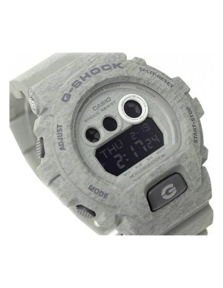 Chic Time | Montre Homme Casio G-Shock GD-X6900HT-7ER Blanc  | Prix : 149,00€