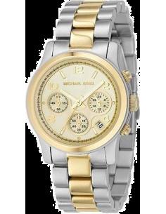 Chic Time | Montre Femme Michael Kors MK5137 dorée et argentée  | Prix : 228,65€