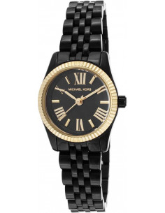 Chic Time | Montre Femme Michael Kors Lexington MK3299 Noir  | Prix : 114,50€