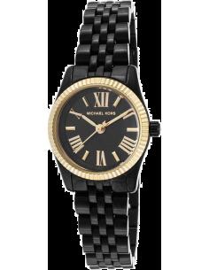 Chic Time | Montre Femme Michael Kors Lexington MK3299 Noir  | Prix : 160,65€