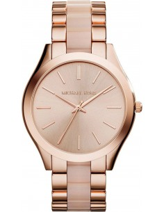 Chic Time | Montre Femme Michael Kors Runway MK4294 Or Rose  | Prix : 186,15 €