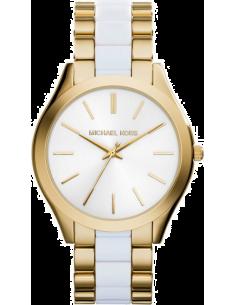 Chic Time | Montre Femme Michael Kors Runway MK4295 Blanc  | Prix : 220,15€