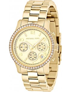 Chic Time | Montre Femme Michael Kors Runway MK5130 Or  | Prix : 199,20 €