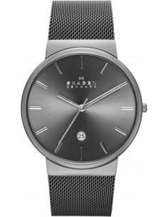 Chic Time | Montre Homme Skagen Ancher SKW6108 Gris  | Prix : 134,25 €
