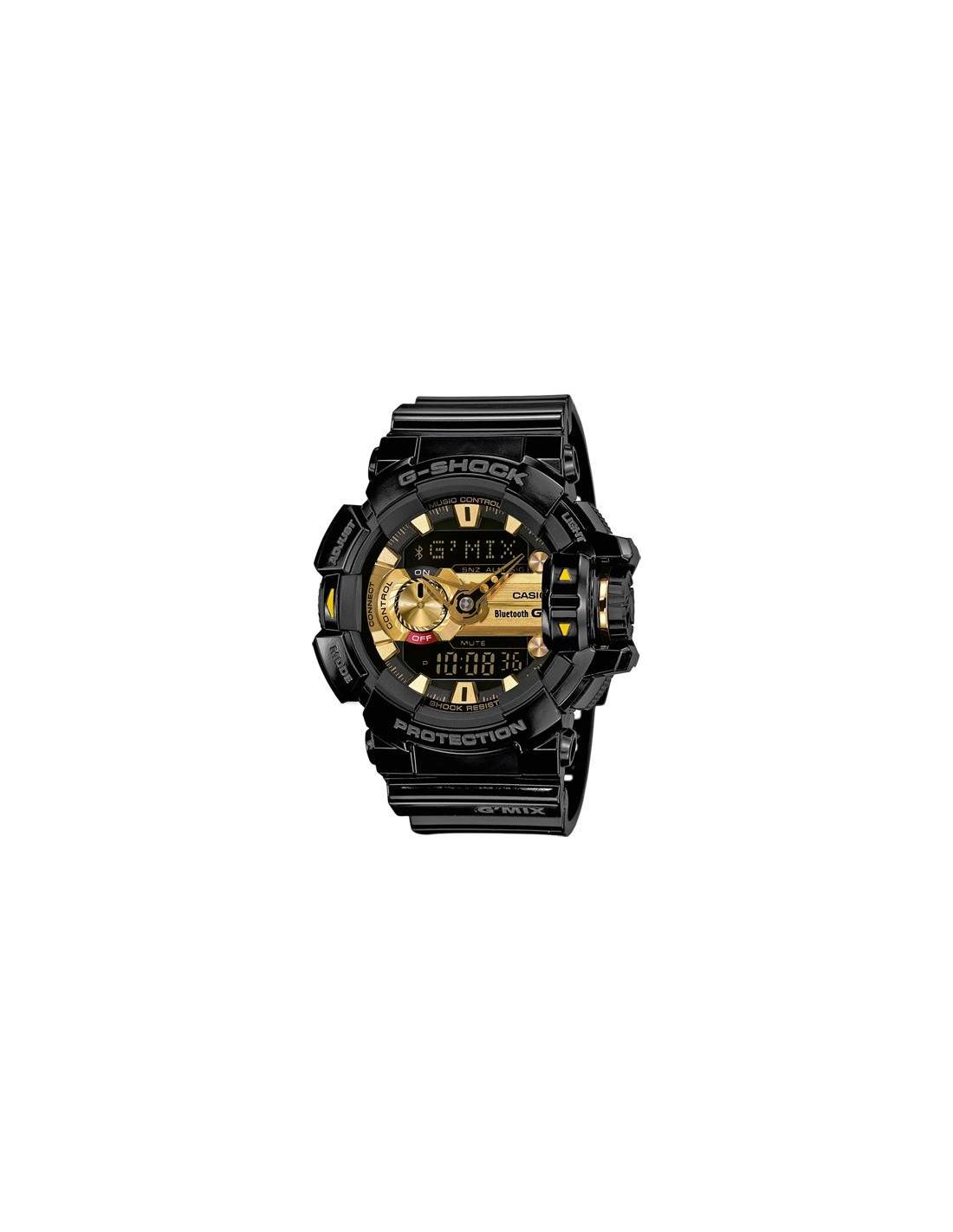 Montre Homme Casio G Shock GBA 400 1A9ER Noir à 229,00  jNXYi