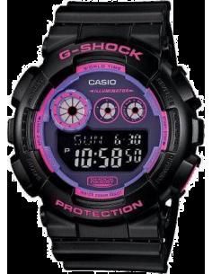 Chic Time | Montre Homme Casio G-Shock GD-120N-1B4ER Noir  | Prix : 99,00€