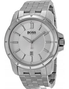 Chic Time | Montre Homme Hugo Boss 1512925 Argent  | Prix : 449,65€