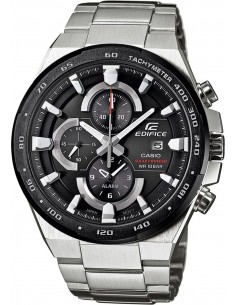 Chic Time | Montre Homme Casio Edifice EFR-541SBDB-1AEF Argent  | Prix : 259,00 €