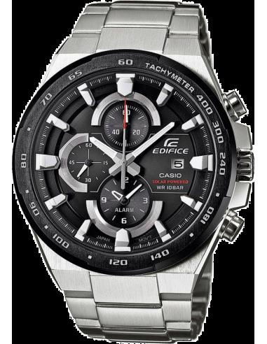 Chic Time | Montre Homme Casio Edifice EFR-541SBDB-1AEF Argent  | Prix : 259,00€