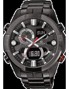 Chic Time | Montre Homme Casio Edifice ERA-201BK-1AVEF Noir  | Prix : 269,00€