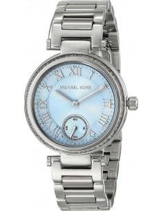 Chic Time | Montre Femme Michael Kors Skylar MK5988 Argent  | Prix : 212,50€