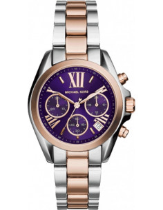 Chic Time | Montre Femme Michael Kors Bradshaw MK6074 Or Rose  | Prix : 212,50 €