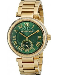 Chic Time | Montre Femme Michael Kors Skylar MK6065 Or  | Prix : 233,75 €