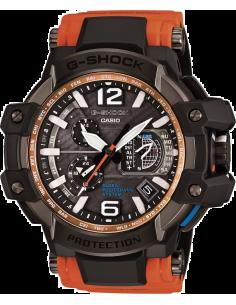 Chic Time | Montre Casio G-Shock Premium GPW-1000-4AER Orange  | Prix : 799,00€