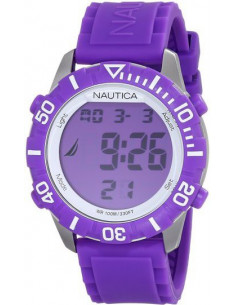 Chic Time | Montre Mixte Nautica N09931G Violet  | Prix : 119,00€