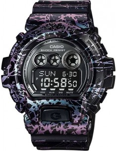 Chic Time | Montre Homme Casio G-Shock GD-X6900PM-1ER Noir  | Prix : 159,00 €