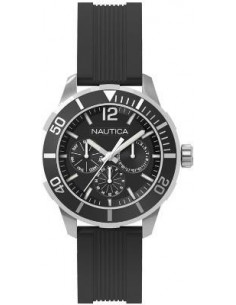Chic Time | Montre Mixte Nautica NSR N14654M Noir  | Prix : 149,00€