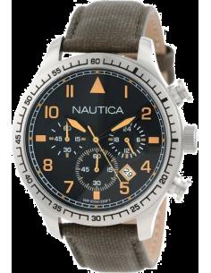 Chic Time | Montre Homme Nautica A16579G Vert  | Prix : 169,00€