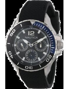 Chic Time | Montre Homme Nautica NST N16635M Noir  | Prix : 169,00€