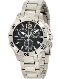 Chic Time | Montre Homme Nautica BFD N19584M Argent  | Prix : 199,00 €