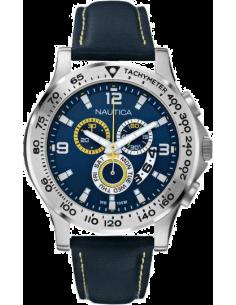 Chic Time | Montre Homme Nautica NST N19608G Bleu  | Prix : 199,00€