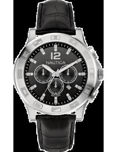 Chic Time | Montre Homme Nautica A21548G Noir  | Prix : 219,00€