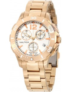 Chic Time | Montre Homme Nautica N24530M Or  | Prix : 269,00€