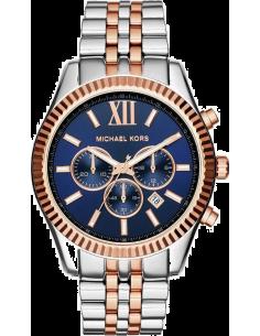 Chic Time | Montre Homme Michael Kors Lexington MK8412 Argent  | Prix : 275,00€