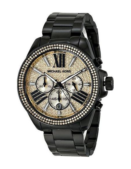 Chic Time   Montre Femme Michael Kors MK5961 Noir    Prix : 303,20€