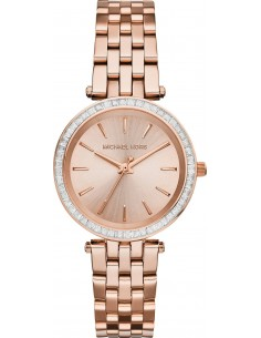 Chic Time | Montre Femme Michael Kors Darci MK3366 Or Rose  | Prix : 211,65 €