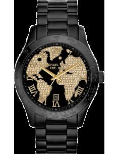 Chic Time | Montre Femme Michael Kors Layton MK6091 Noir  | Prix : 206,25€