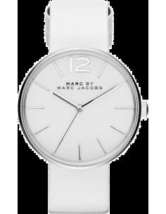 Chic Time | Montre Femme Marc by Marc Jacobs Peggy MBM1361 Blanc  | Prix : 179,00€