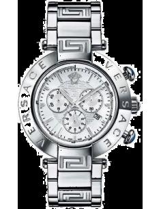 Chic Time | Versace  - Montre Homme Versace Reve VA8010013 Argent  - Prix : 1,674.00